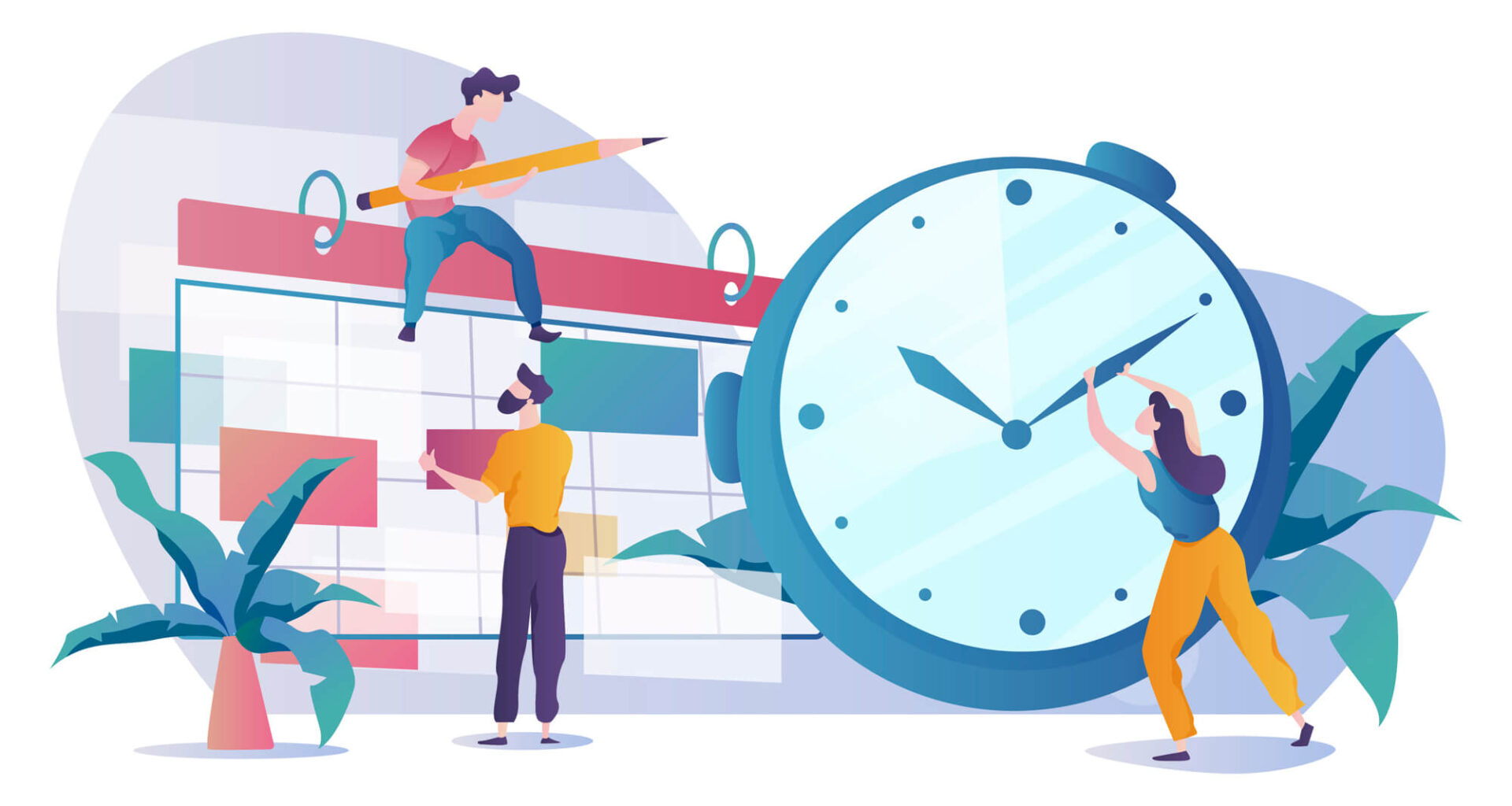 4 questions to help you stop wasting time