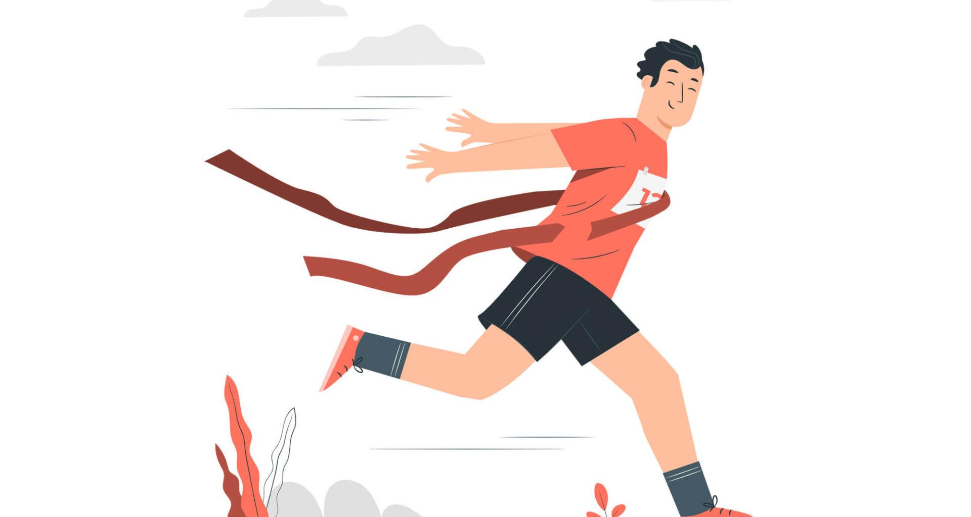 I run 53 KM at Transmarathon 2021 for a better future