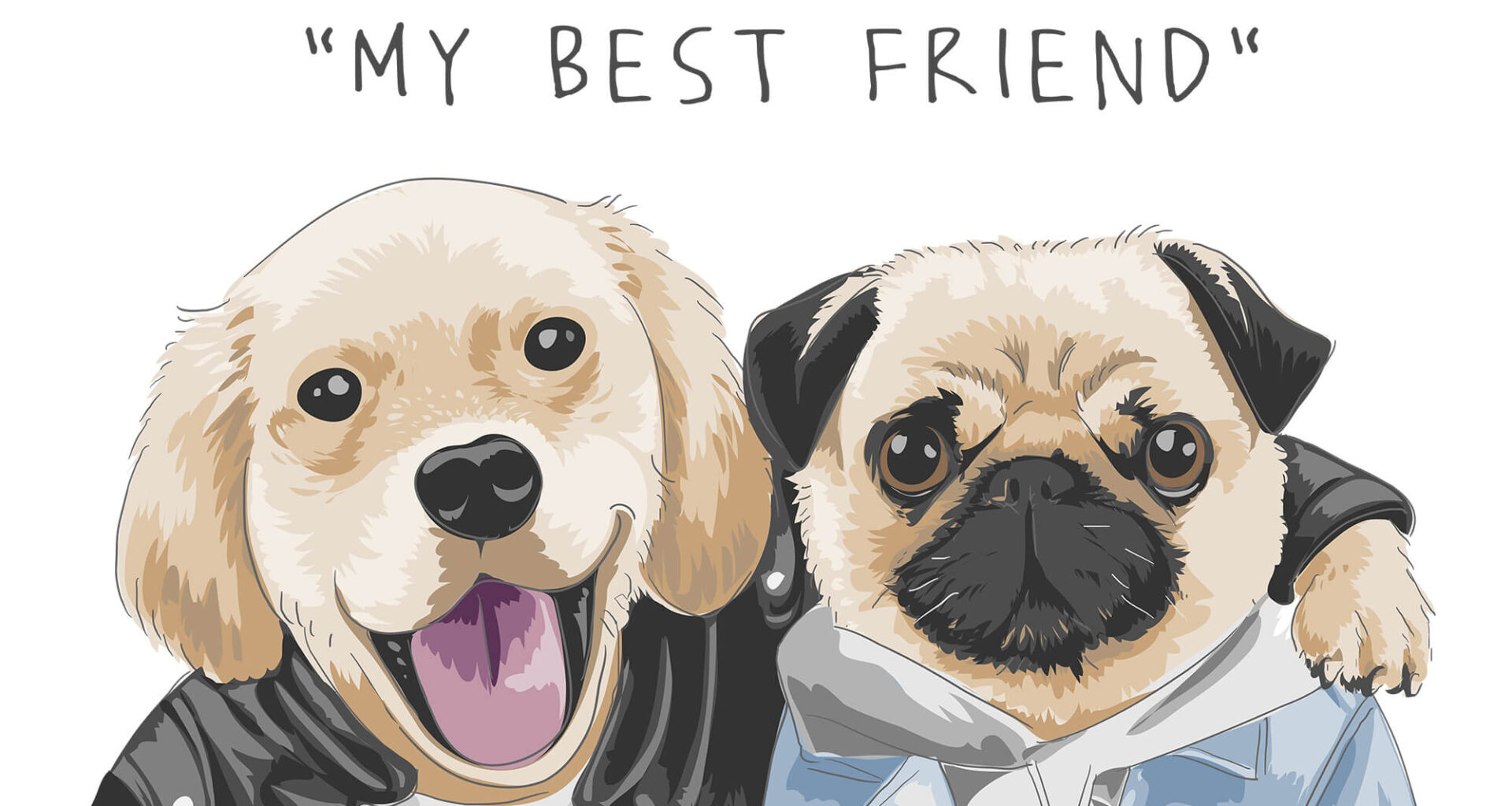 What does optimism mean when losing your best friend